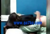 Real Arab Egyptian stepsister fuck in anal